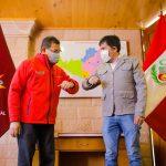 Ministro de Agricultura dialoga con autoridades de Arequipa para destrabar Majes Siguas II
